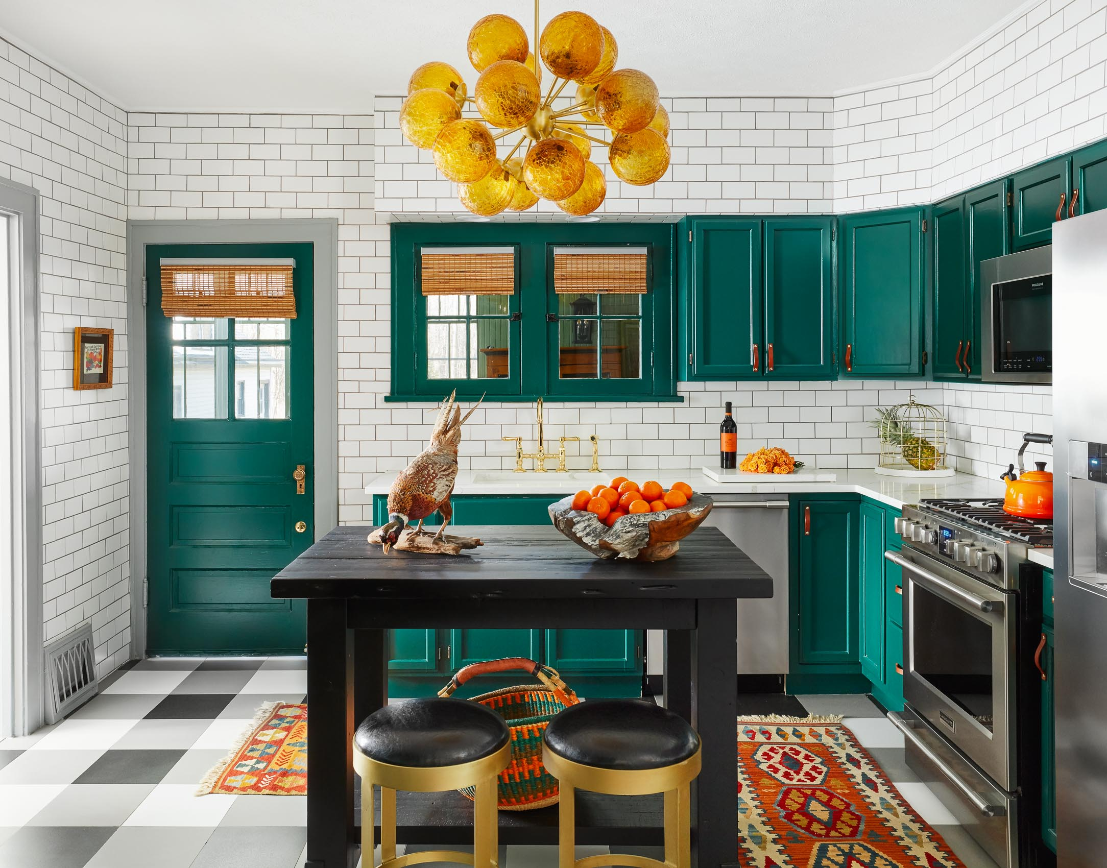 Indiana Farmhouse Kitchen