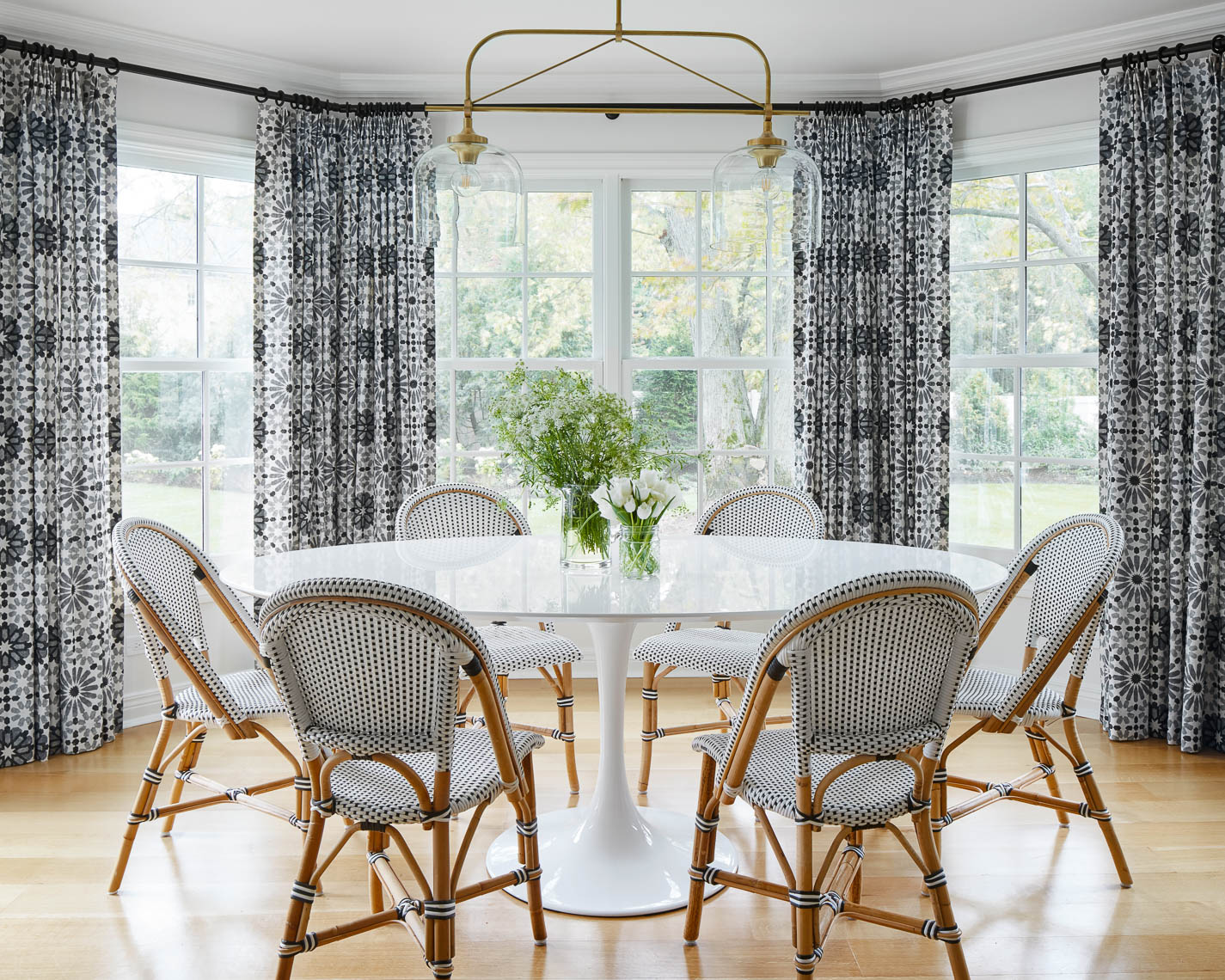 Winnetka Breakfast Nook