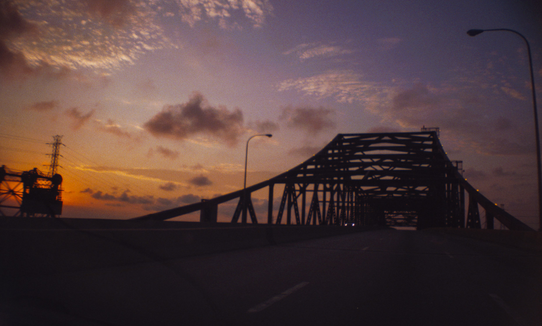 Skyway Sunset